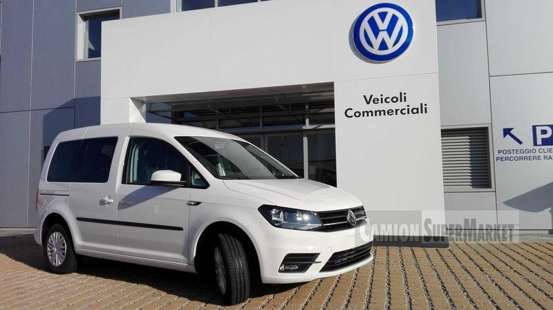 Volkswagen CADDY Nuovo 2019