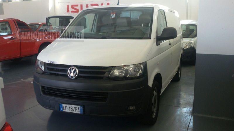 Volkswagen T6 used