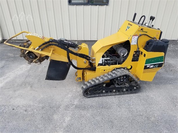 Vermeer Stump Grinder For Sale >> Vermeer Sc30tx Track Stump Grinders Logging Equipment For Sale 9