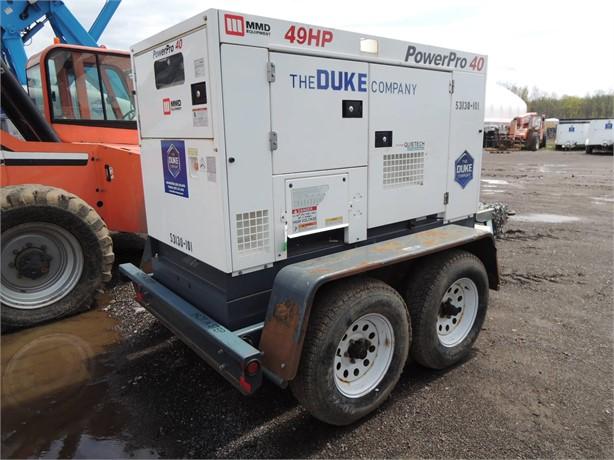 MMD Towable Generators For Sale - 27 Listings