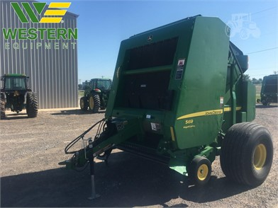 John Deere 569 For Sale In Texas - 8 Listings | TractorHouse