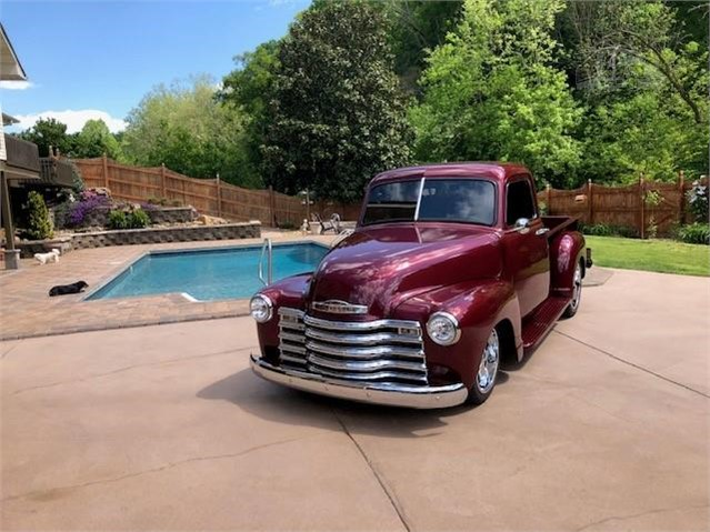 1951 Chevrolet 3100 For Sale In Waterloo Illinois