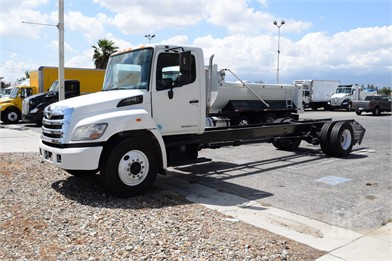 HINO 338 Cab & Chassis Trucks For Sale - 14 Listings