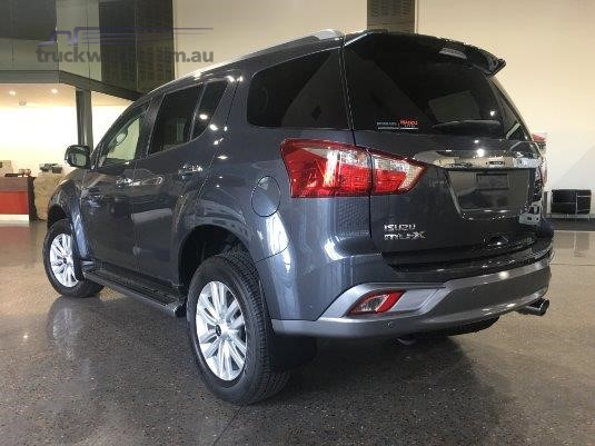 2018 Isuzu UTE MU-X 4x4 LS-T - Truckworld.com.au - Light Commercial for Sale