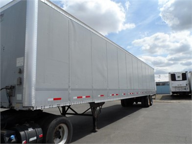 Dry Van Trailers For Sale In Fresno, California - 275