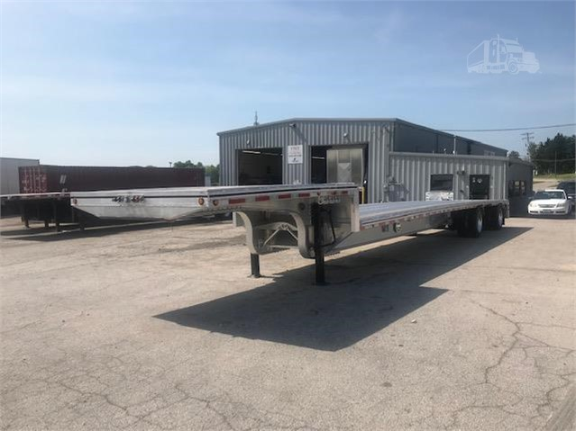 Step Deck Trailer >> 2020 Mac Trailer Mfg New Mac 53 X 102 All Aluminum Step Deck Sliding