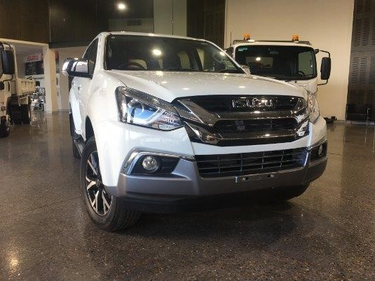 2019 Isuzu UTE MU-X 4x4 LS-U - Light Commercial for Sale