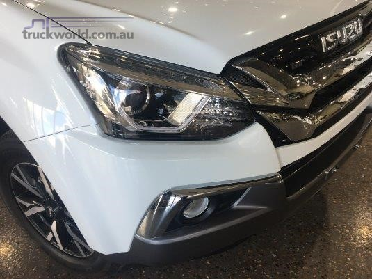 2019 Isuzu UTE MU-X 4x4 LS-U Brisbane Isuzu Ute - Light Commercial for Sale