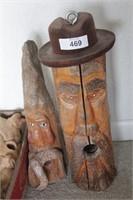 5 Driftwood Wizard group