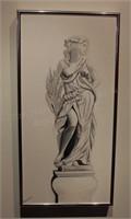 Brannon -Greek/Roman Sculpture Study Oil on Canvas