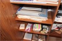 Cabinet & Art Supplies