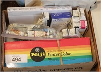 Watercolor Paints & Artists Watercolor Tubes