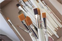 Set of Pearl Brushes