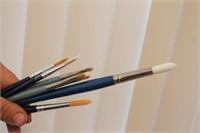 M. Grumbacher Brushes