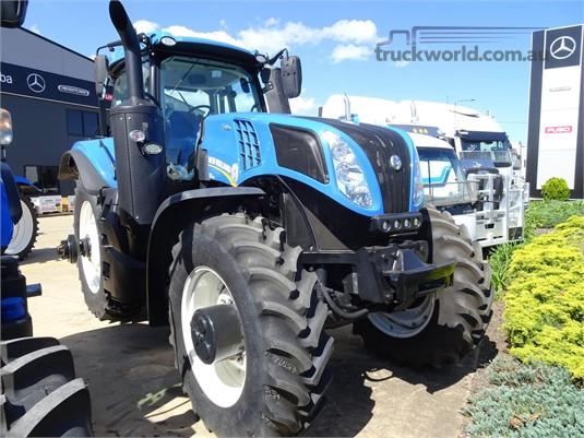 0 New Holland T8.410 - Truckworld.com.au - Farm Machinery for Sale
