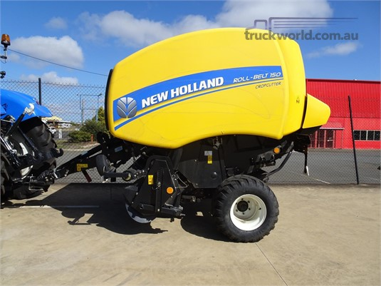 New Holland Round Balers - New & Used Sales in Australia - TruckWorld