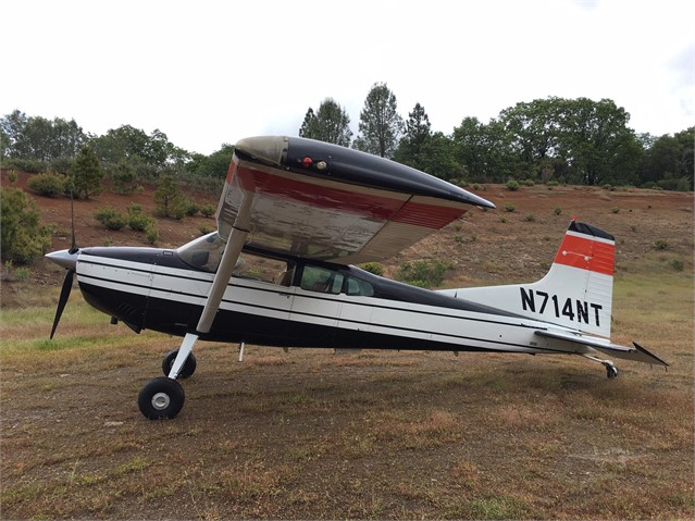 1983 CESSNA A185F For Sale In Placerville, California