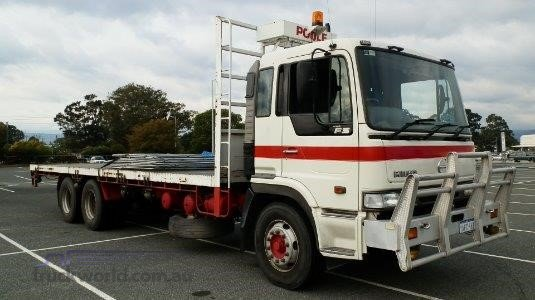 1998 Hino Ranger FS Truck Traders WA  - Trucks for Sale