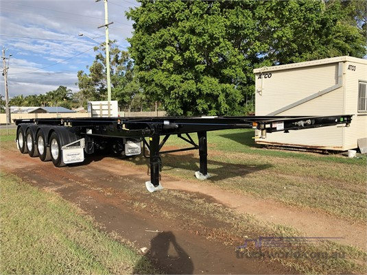 2016 Maxitrans other Trailers for Sale