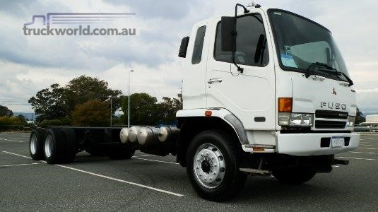 2007 Mitsubishi Fighter 14.0 FN62FK2RFAE Truck Traders WA  - Trucks for Sale