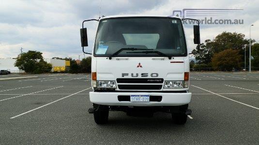 2007 Mitsubishi Fighter 14.0 FN62FK2RFAE Truck Traders WA - Trucks for Sale