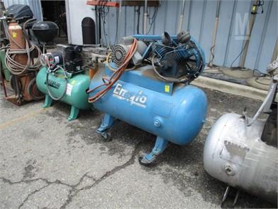 Emglo Air Compressor Other Resultados Leilões - 1 Listas