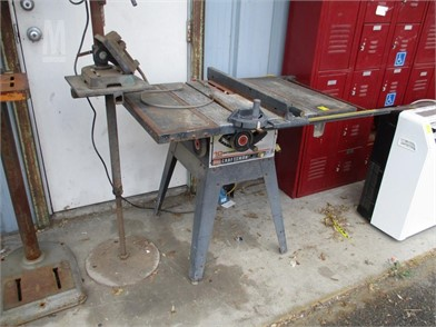 c4b177eabd CRAFTSMAN TABLE SAW Other Auction Results - 3 Listings | MarketBook ...