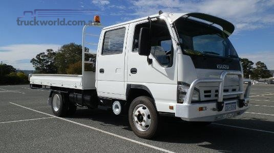 2006 Isuzu NPR 400 Crew Cab Truck Traders WA - Trucks for Sale
