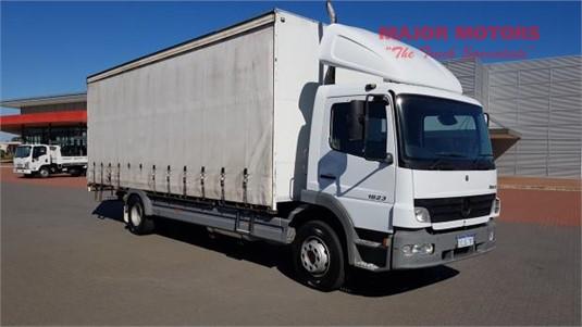 2006 Mercedes Benz Atego 1623 Major Motors - Trucks for Sale