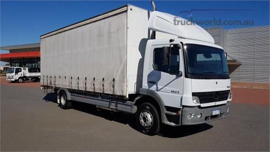 2006 Mercedes Benz Atego 1623 Trucks for Sale