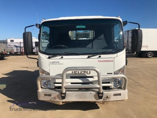 2010 Isuzu NPR 275 Tradepack Adelaide Truck Sales - Trucks for Sale
