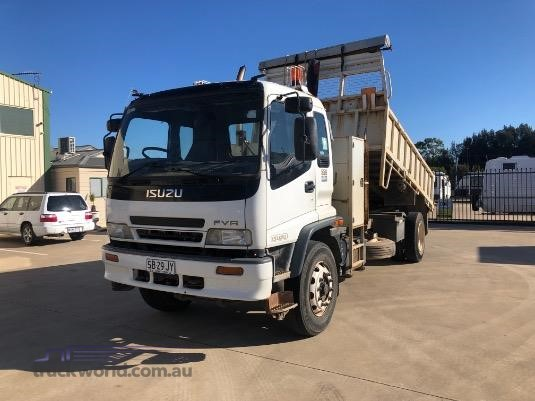 2002 Isuzu FVR 950 Adelaide Truck Sales  - Trucks for Sale