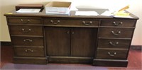 Credenza, contents not included
