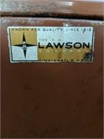 Lawson waste can