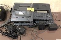 Lot of dictaphone transcriber
