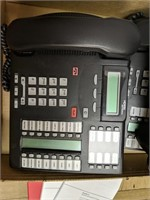 Nortel office phone system  with roughly 42