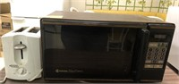 Samsung Classic Collection microwave and kitchen