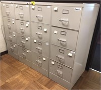 Legal size, 4 drawer, Metal filing cabinet