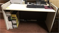 Media desk, contents not included