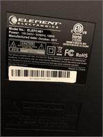 """JBL Element 46"""" tv"""