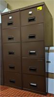 4 drawer legal size metal filing cabinet
