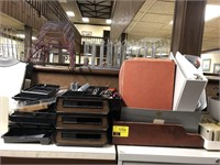 Large lot of various office supplies