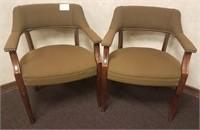 Upholster office chair