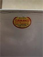 Curmanco metal mail bins