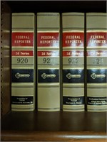 Federal reporter 2D series 920-999 & 3D series