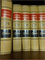Federal supplement law books 204-506