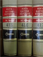 North Eastern reporter law books 2D series