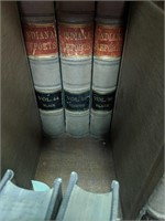 Very early Indiana reporters law books