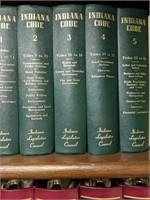 Large lot of law books