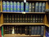 Large lot of various law books